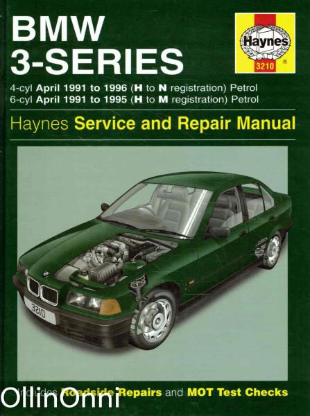BMW 3-Series - Haynes Service and Repair Manual, Mark Coombs