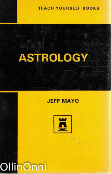 Teach Yourself Astrology, Jeff Mayo