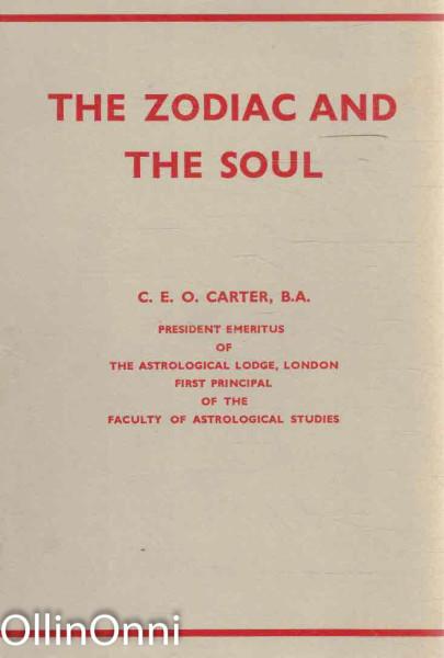 The Zodiak and The Soul, C.E.O. Carter