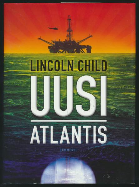 Uusi Atlantis, Lincoln Child