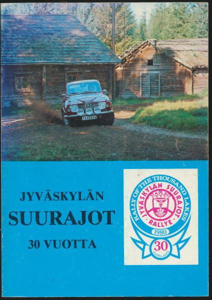 Jyväskylän suurajot 30 vuotta, Rauno Liimatainen