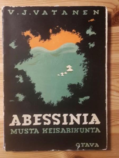 Abessinia, musta keisarikunta, V. J. Vatanen