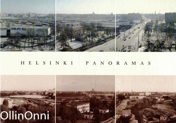Helsinki panoramas : panoramas of the city [publ. by] Helsinki City Planning Department ; [ed. and layout: Elina Vesterinen-Sumu] ; [City Planning Department team: Pertti Nykänen...et al.] ; [transl.: Diana Tullberg (Finnish), Mona Söderström (Swedish)], Elina Vesterinen-Sumu