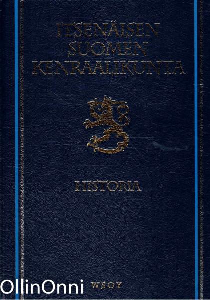 Itsenäisen Suomen kenraalikunta 1918-1996 : historia, Veli-Matti Syrjö