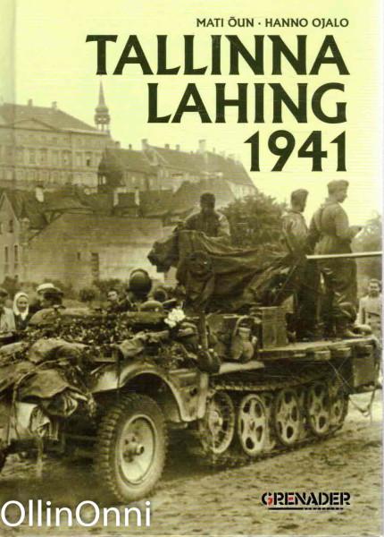 Tallinna lahing 1941, Mati Õun