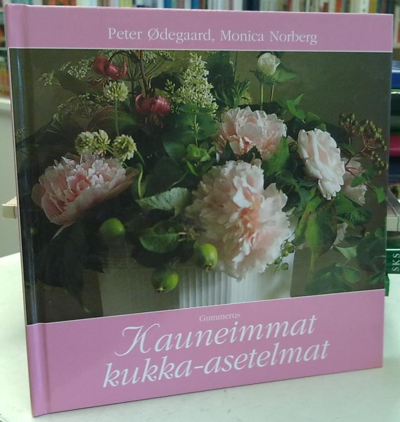 Kauneimmat kukka-asetelmat, Peter Odegaard
