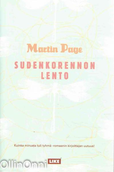 Sudenkorennon lento, Martin Page