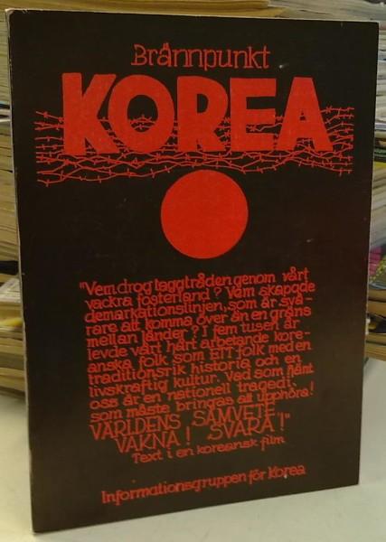 Brännpunkt Korea, Evert Kumm