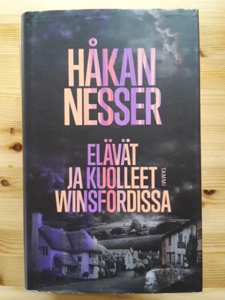 Elävät ja kuolleet Winsfordissa, Håkan Nesser