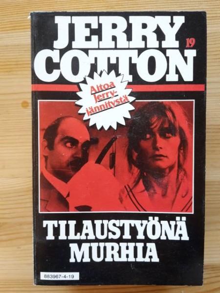 Jerry Cotton 19 Tilaustyönä murhia,