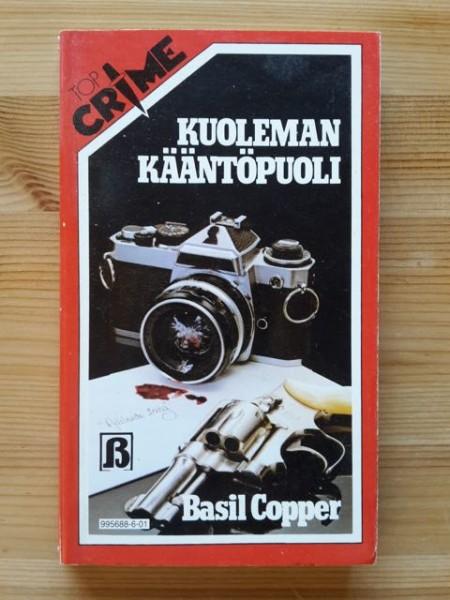 Top Crime 1 - Kuoleman kääntöpuoli, Basil Copper