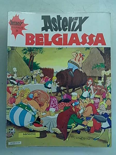 Asterix Belgiassa - Asterix seikkailee 24, Albert Uderzo