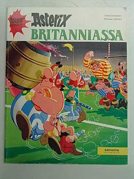 Asterix Britanniassa - Asterix seikkailee 12, Rene Goscinny
