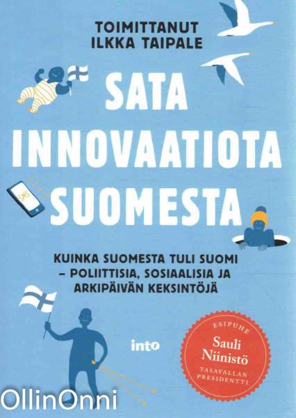 Sata innovaatiota Suomesta, Ilkka Taipale