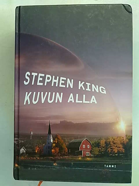 Kuvun alla, Stephen King