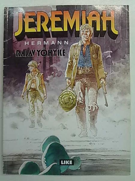 Jeremiah 19 - Rajavyöhyke, Hermann Huppen