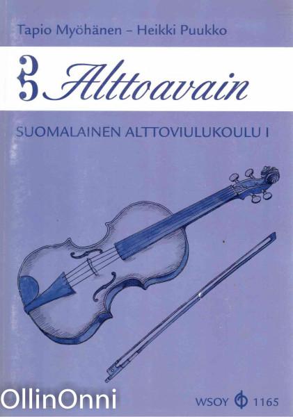 Alttoavain - Suomalainen alttoviulukoulu I, Tapio Myöhänen