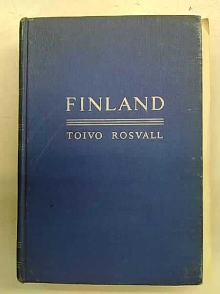 Finland Land of Heroes, Rosvall Toivo