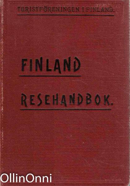 Vågvisare i Finland - Praktisk resehandbok, Dr. August Ramsay