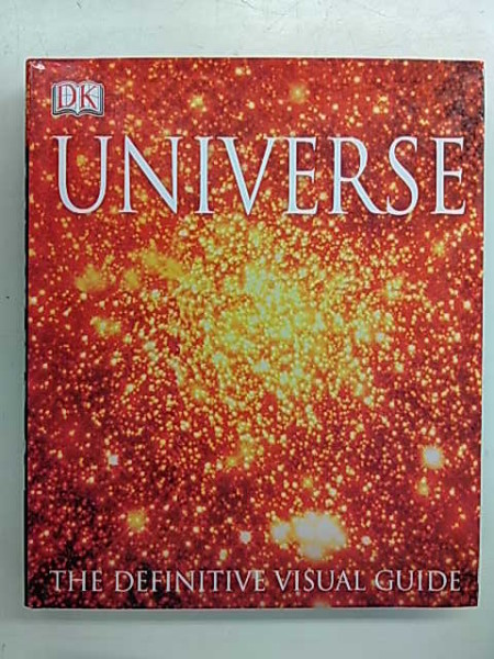 Universe - The Definitive Visual Guide, Martin Rees