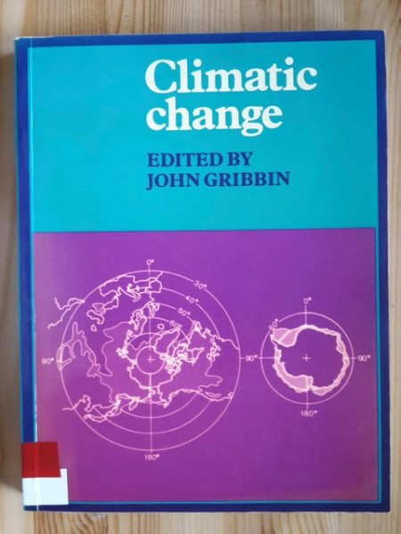 Climatic Change, John Gribbin