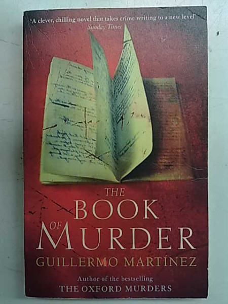 The Book of Murder, Guillermo Martínez