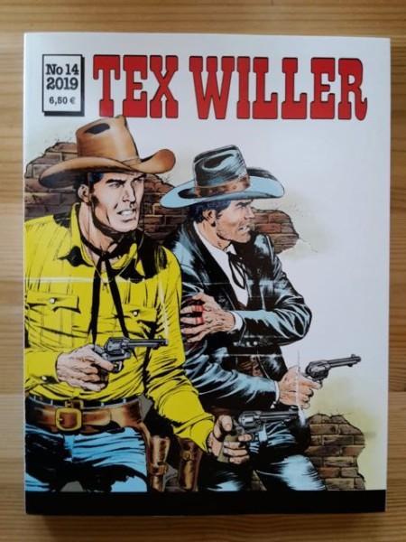 Tex Willer 2019 14,
