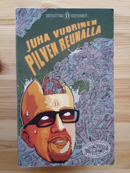 Pilven reunalla, Juha Vuorinen