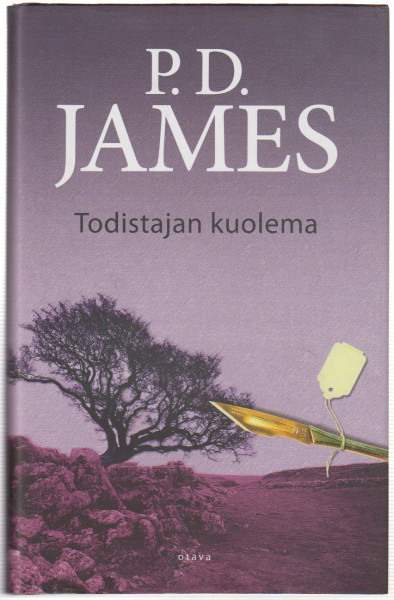 Todistajan kuolema, P. D. James