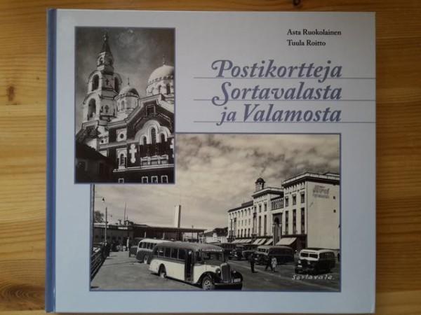 Postikortteja Sortavalasta ja Valamosta, Asta Ruokolainen