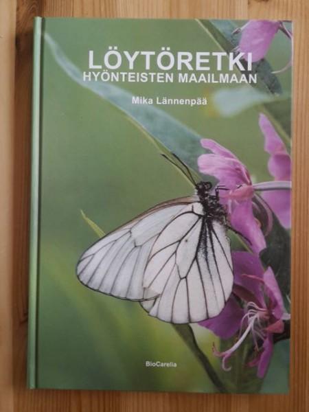 Löytöretki hyönteisten maailmaan, Mika Lännenpää