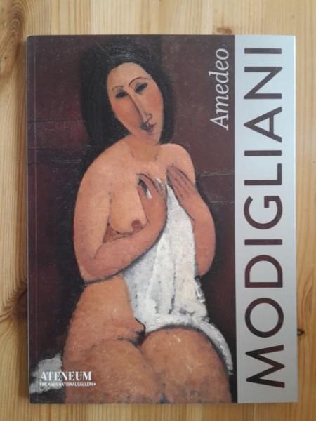 Amedeo Modigliani - Ateneum, Anna-Maria von Bonsdorff