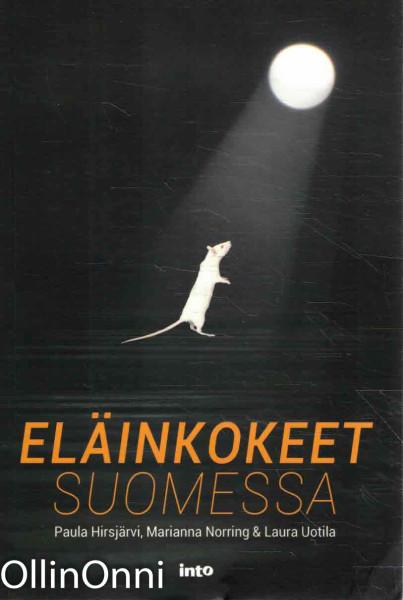 Eläinkokeet Suomessa, Paula Hirsjärvi