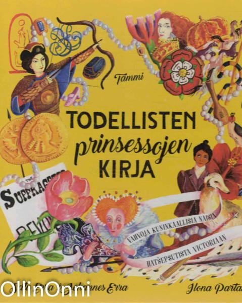 Todellisten prinsessojen kirja, Satu Erra