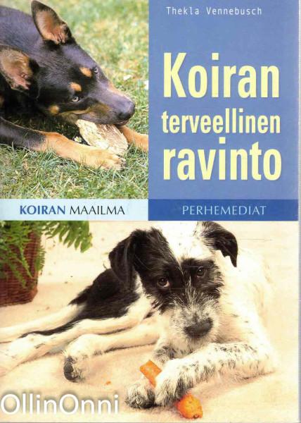 Koiran terveellinen ravinto, Thekla Vennebusch