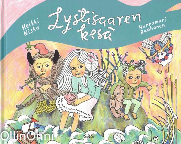 Lystisaaren kesä, Heikki Niska