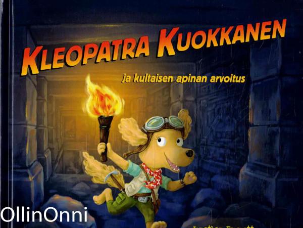 Kleopatra Kuokkanen ja kultaisen apinan arvoitus, Jonathan Emmett
