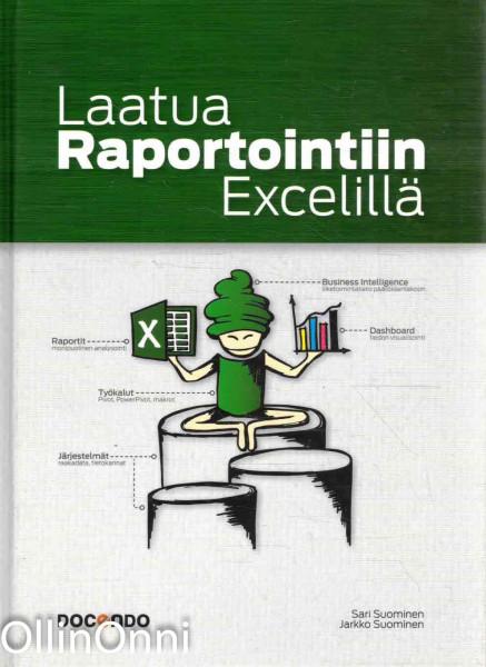 Laatua Raportointiin Excelillä, Sari Suominen