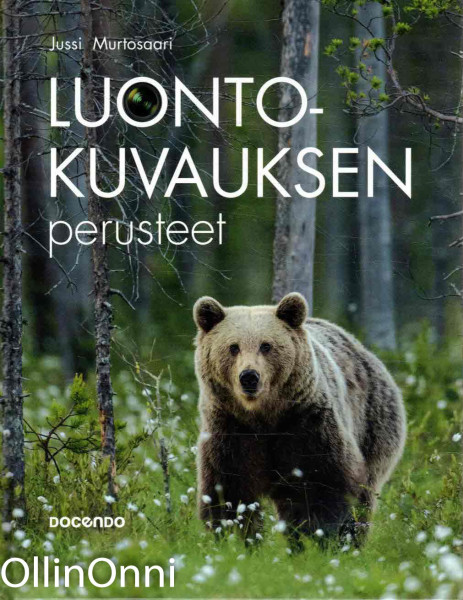 Luontokuvauksen perusteet, Jussi Murtosaari