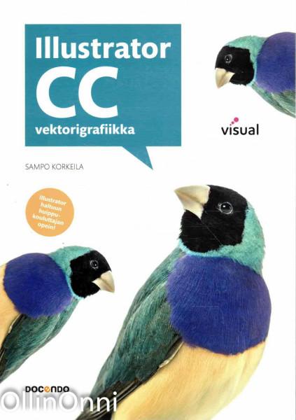 Illustrator CC - vektorigrafiikka, Sampo Korkeila