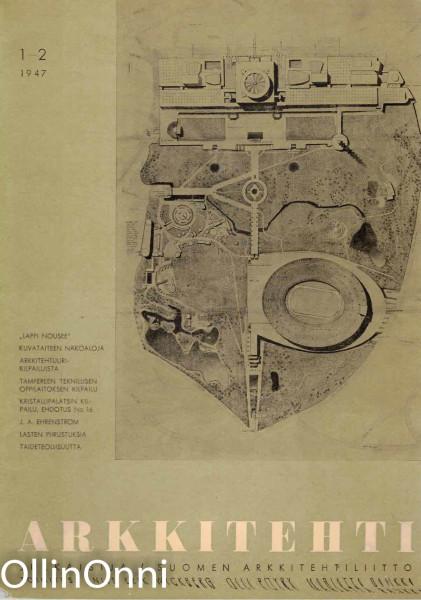 Arkkitehti 1-2/1947, Useita