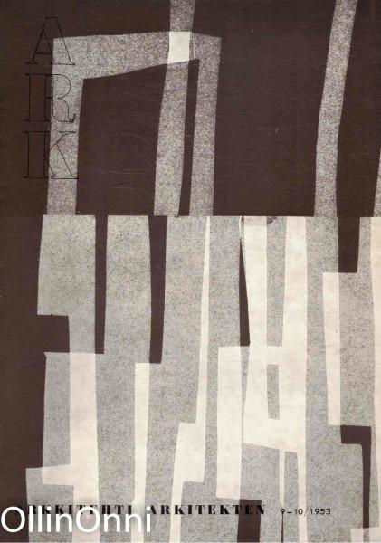 Arkkitehti 9-10/1953, Useita
