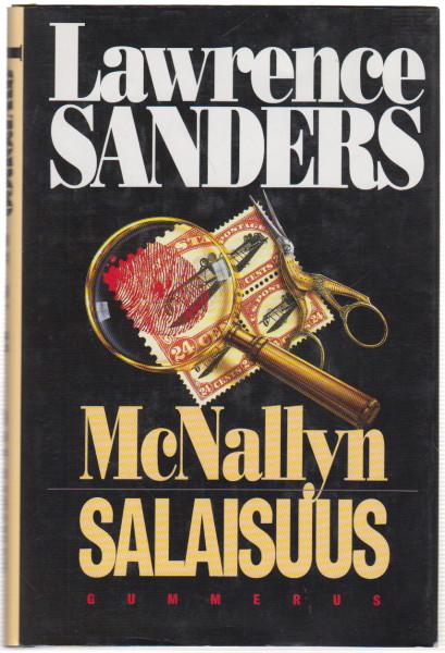 McNallyn salaisuus, Lawrence Sanders