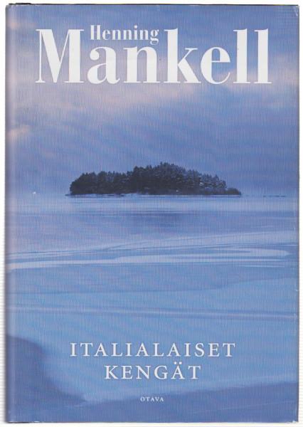 Italialaiset kengät, Henning Mankell