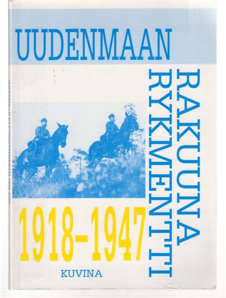 Uudenmaan Rakuunarykmentti 1918-1947 kuvina, Jyri Paulaharju