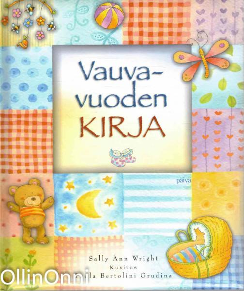 Vauvavuoden kirja, Sally Ann Wright