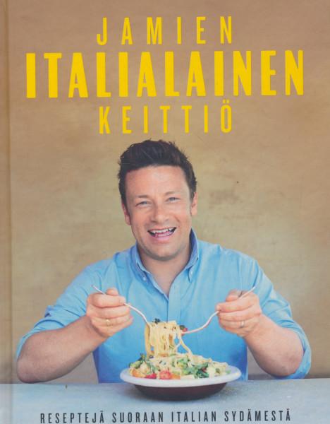 Jamien italialainen keittiö, Jamie Oliver