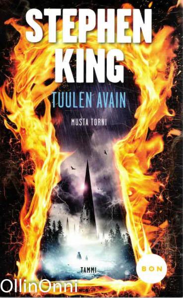 Tuulen avain - Musta torni, Stephen King