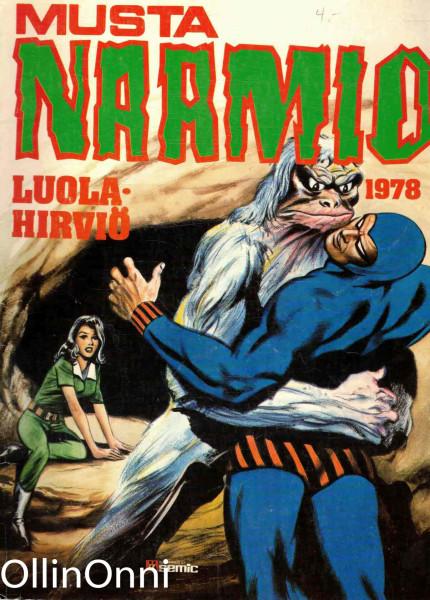 Mustanaamio vuosialbumi 1978 - Luolahirviö,