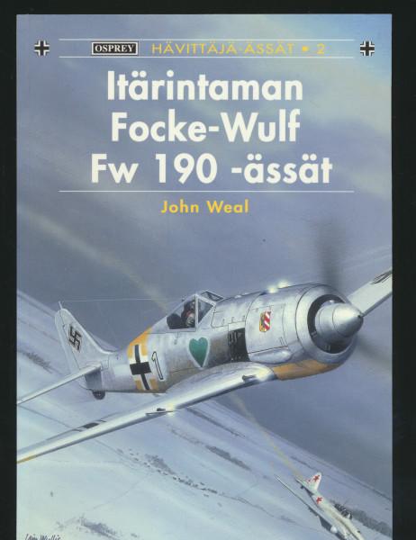 Itärintaman Focke-Wulf Fw 190 -ässät, John Weal